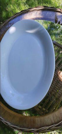 Półmisek  Ćmielów, sygn., porcelana, duży