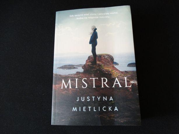 """Mistral"" Justyna Mietlicka"