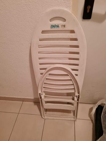 Cadeira de praia Branca
