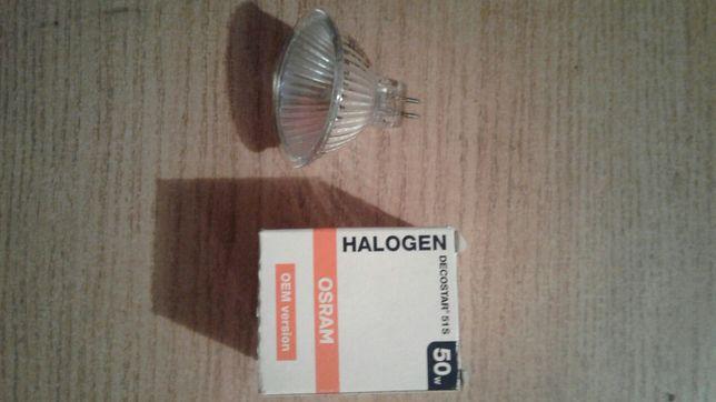Лампочки галогенові