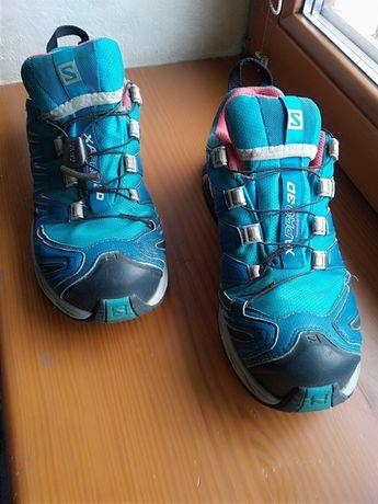 Трекинговые кроссовки  SOLOMON