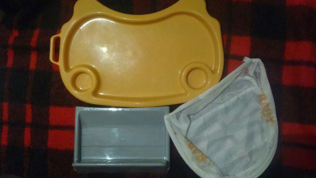Akcesoria Baby design od krzesełka do karmienia