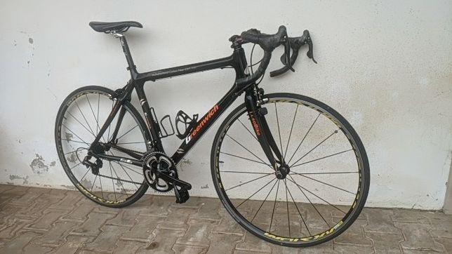 Bicicleta de Estrada Quadro em Carbono Tamanho 53
