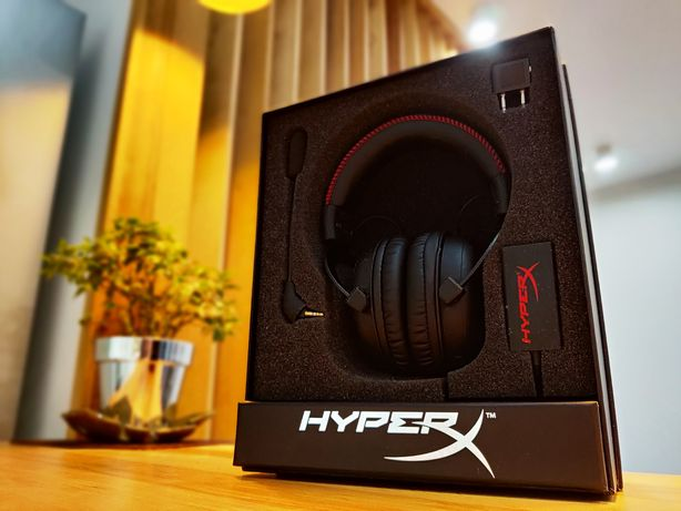 Наушники Kingston HyperX Cloud Gaming Black (Razer,Steelseries)