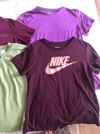 Nike,the nort face,jack wolfskin,adidas