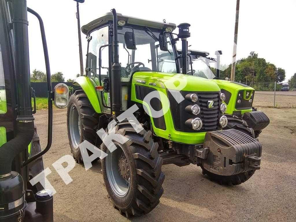 Акція на Новий Трактор Zoomlion RС 1104 Зумлайн 110 кс