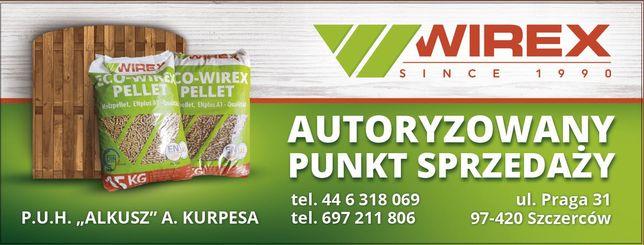 Pelet Pellet ECO - WIREX ENplus A1