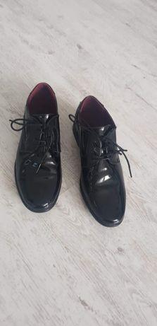 Buty chłopięce.