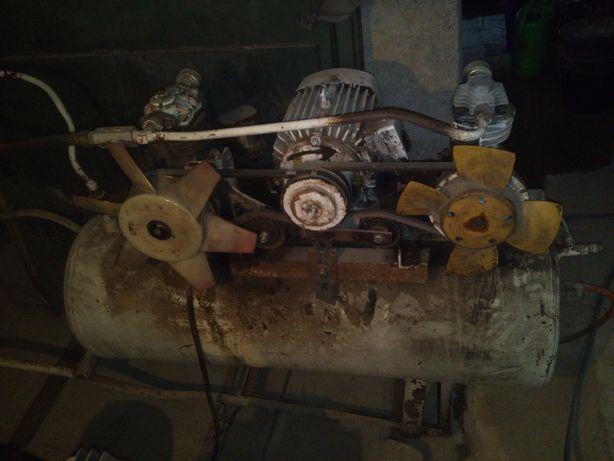 Kompresor sprężarka ok.150 l