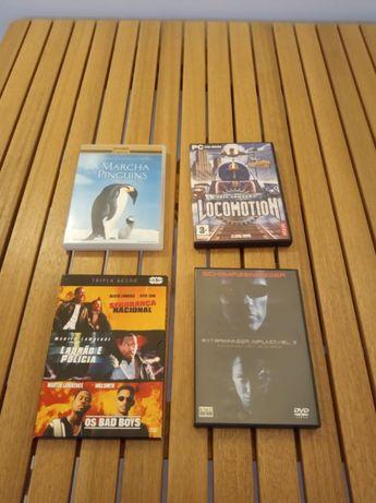DVDs de Filmes Variados (4€ por cada)