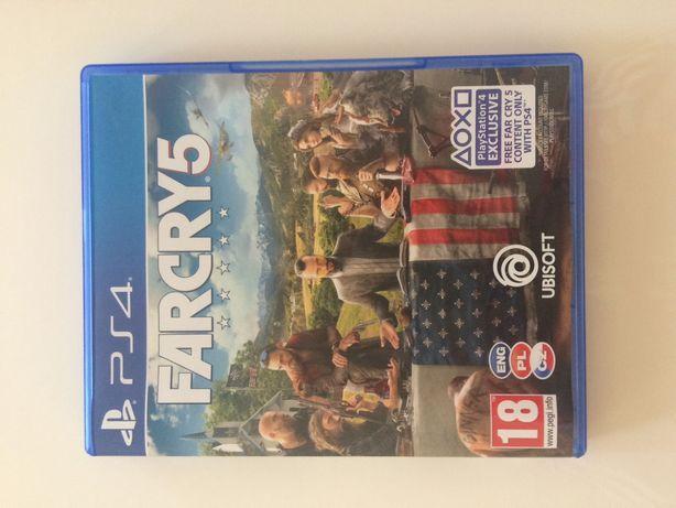 Gra Far Cry 5 PS4 PL