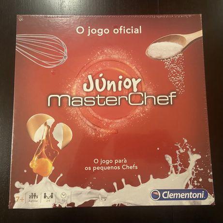 Jogo MasterChef Júnior selado