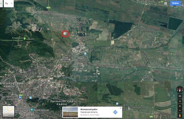 Земельна ділянка с.Малехів
