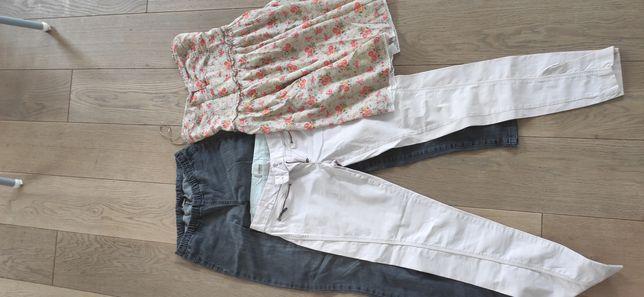 Ubrania w rozmiarze S