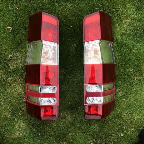 Lampa tylna lewa, prawa Mercedes Sprinter 906 demontaż