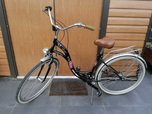 Rower miejski Mexxler rama 17 cali