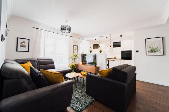 Apartament Mozart - Stare Miasto - 8-9 osób - 3 pokoje - 2 tarasy