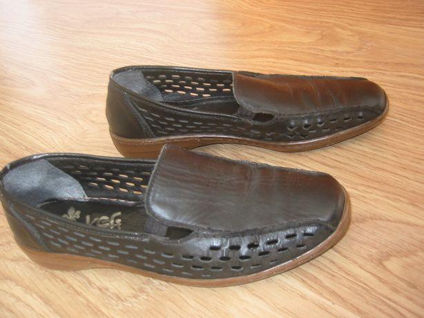 buty skórzane rieker antistres roz 39