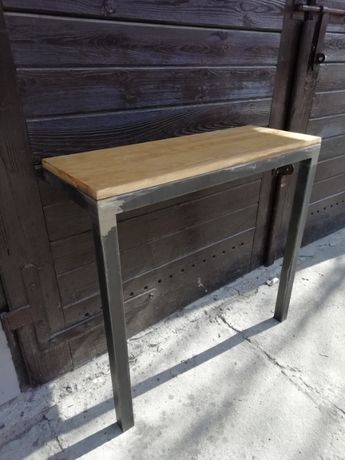 Stolik pod LUSTRO - LOFT, Vintage