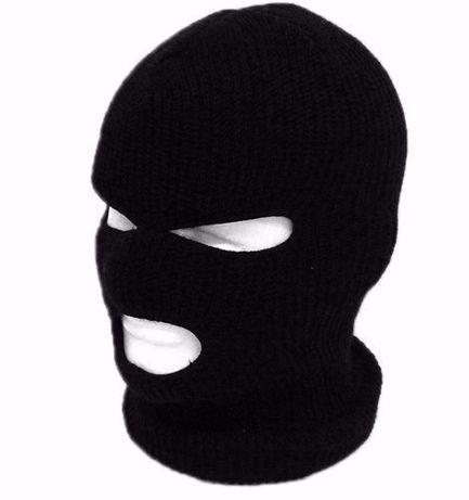 Kominiarka 3 otwory czapka ochrona pod kask itp