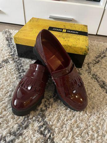 Туфлі жіночі, шкіра, 38 р., Antonio Biaggi (туфли женские)