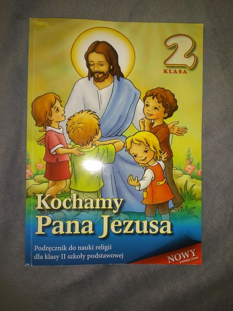 Podręcznik do religii kl.2