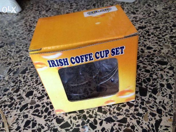 Conjunto para Irish Coffee