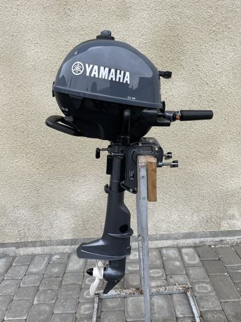 Yamaha 2,5 2.5 лодочний мотор не suzuki ne honda 3
