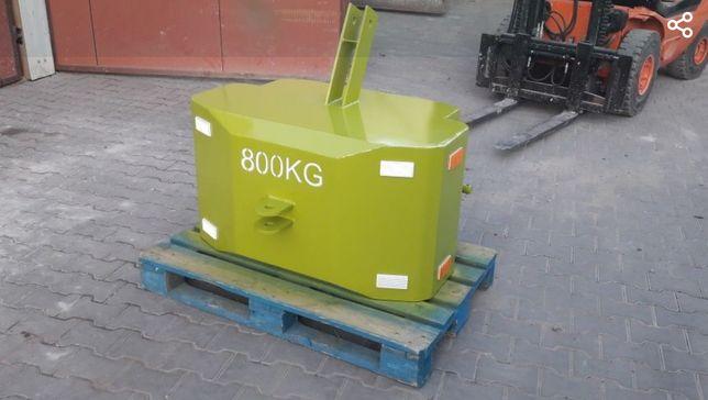 Obciążnik balast 500kg - 2000kg