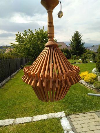 Lampa loft wisząca