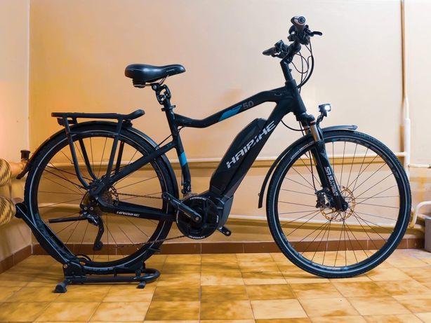Rower elektryczny męski Haibike Sduro Trekking 5.0 rama 52 koła 28