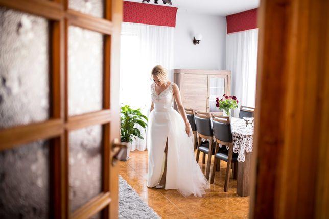 Suknia ślubna z salonu Viola Piekut rozmiar 36