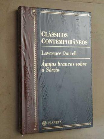 Águias Brancas Sobre a Sérvia de Lawrence Durrell