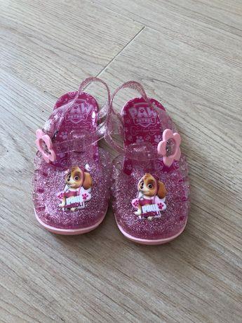 Босоножки сандали на девочку 24 размер, 15 см