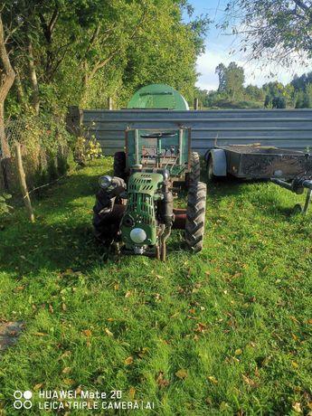 Traktor Agria 2800 diesel Zabytkowy