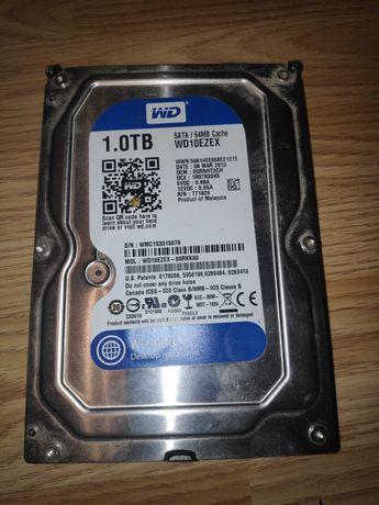 Dysk twardy HDD WD blue 1000gb 64mb cache