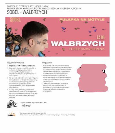 Bilet Sobel Wałbrzych, Stara Kopalnia, 3.09.2021