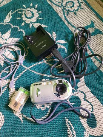 Aparat Sony Cyber shot 4.1