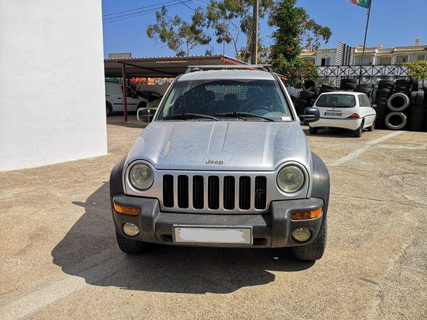 Jeep Cherokee Sport - matricula cancelada