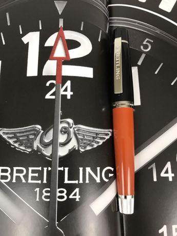 Prenda Dia do Pai Breitling Caneta de Luxo nova original Orange