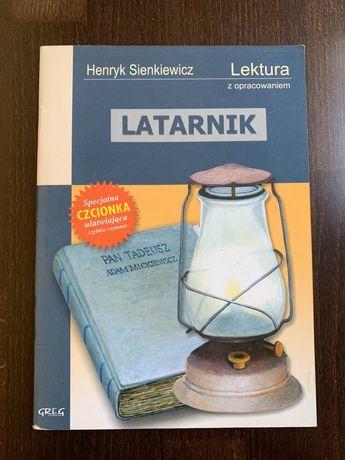 Henryk Sienkiewicz ~ Latarnik