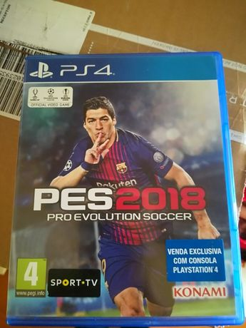 Pro Evolution Soccer 2018 - PS4