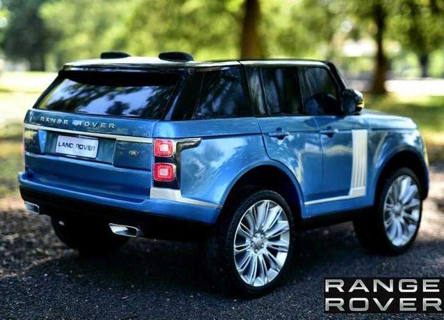 DWUOSOBOWY Range Rover Auto na akumulator do 50KG+Pokrowiec!