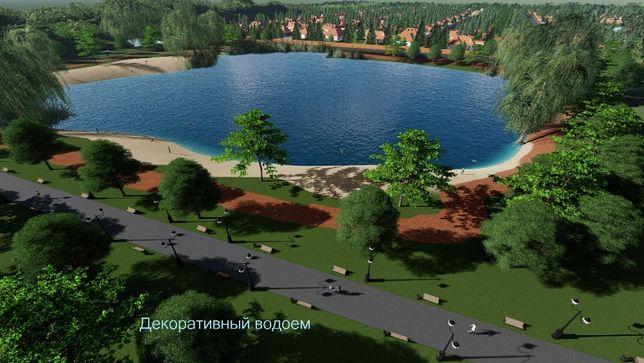Участки в рассрочку -Закрытый коттеджный посёлок GoodLife Park Харьков