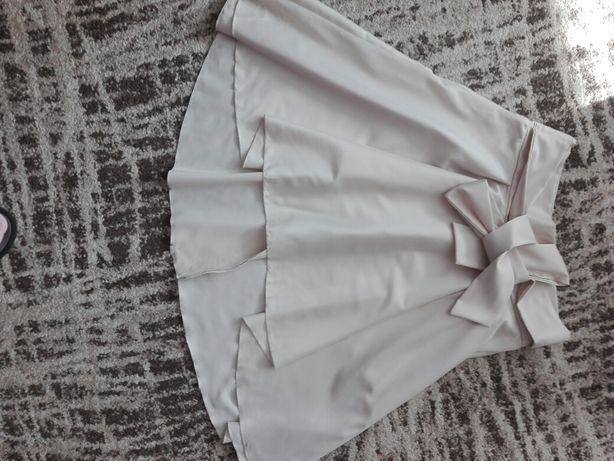 Spódnica asymetryczna koktajlowa