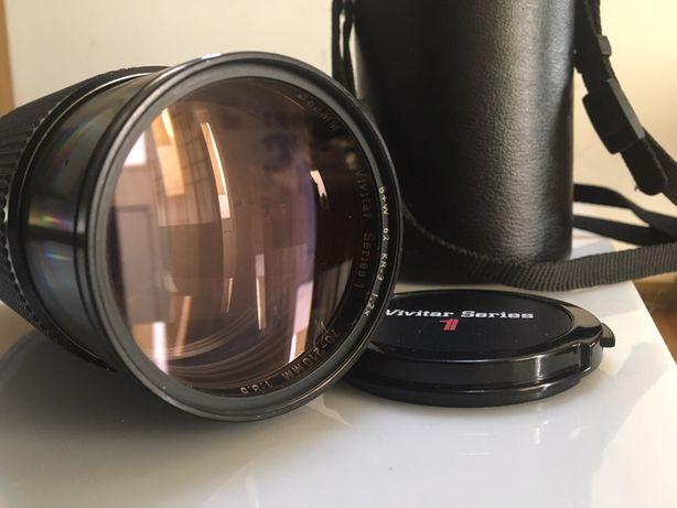 Objetiva Vivitar 70-210mm 1:3,5 Macro Focusing Zoom