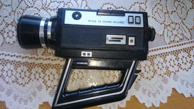 kamera revue s8 sound deluxe