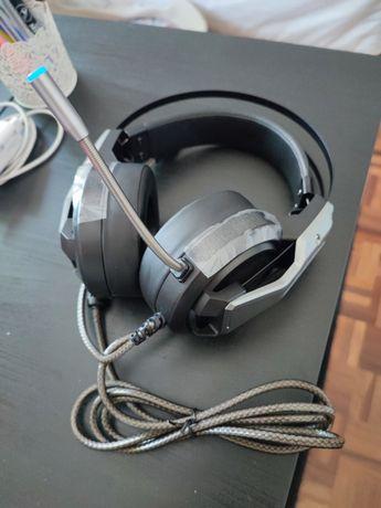 Headphones  gaming como novos