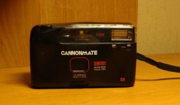Фотоаппарат пленочный SM-101