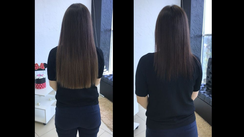 Наращивание волос, волос для наращивания.